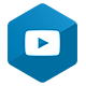 Icono de la red social YouTube: Servicio en red social YouTube - Link Socially